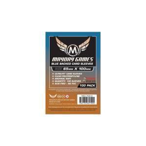 Mayday - 100 Θήκες για κάρτες από επιτραπέζια 65x100 Purple