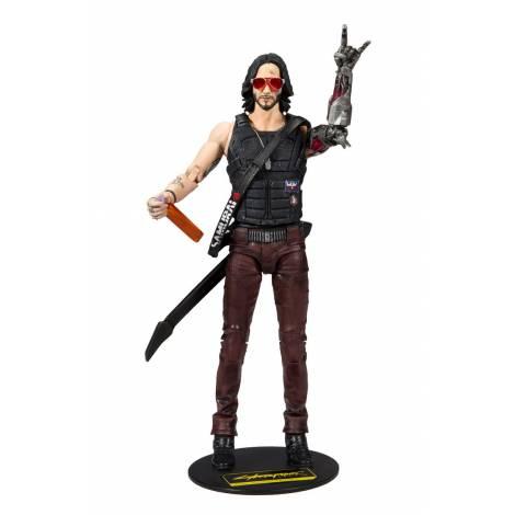 McFarlane Cyberpunk 2077 - Johnny Silverhand Action Figure (18cm)
