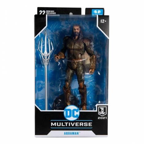 McFarlane DC Justice League Movie - Aquaman Action Figure (18cm)