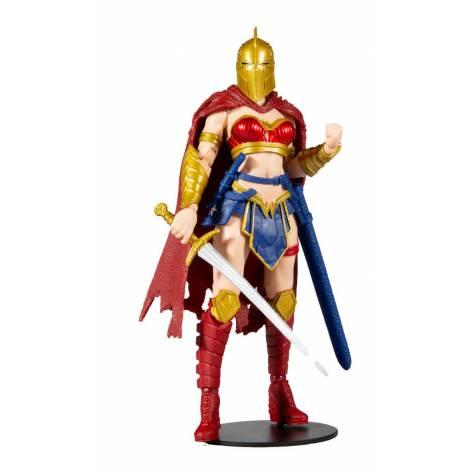 McFarlane DC Multiverse Wonder Woman with Helmet of Fate Action Figure (18cm)