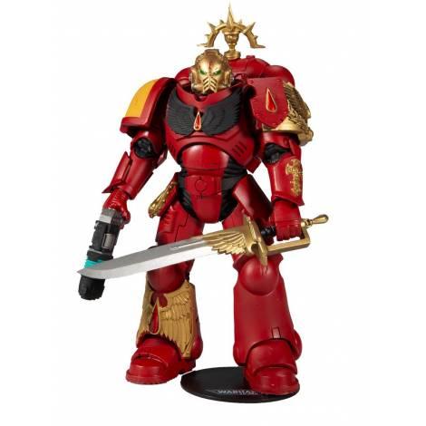 McFarlane Warhammer 40k Blood Angels Primaris Lieutenant Gold Label Series Action Figure (18cm)