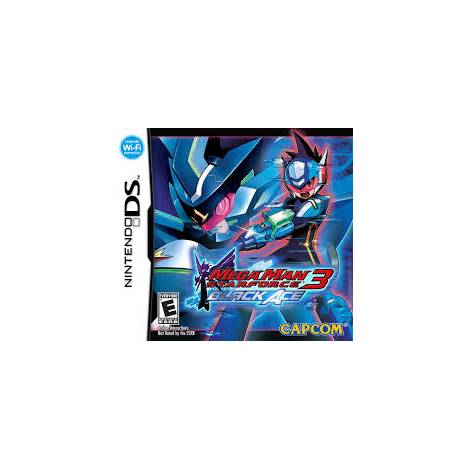 Megaman Starforce 3 - Black Ace - Αμερικάνικο χωρίς κουτάκι (NINTENDO DS)