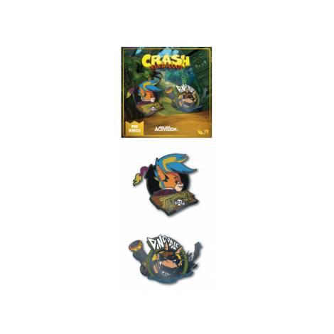 MER Numskull Official Crash Pin Kings  1.3