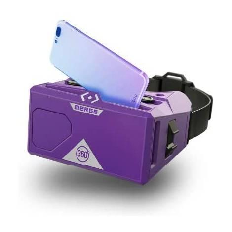 Merge VR Goggles Pulsar Purple (MEVRG01P)