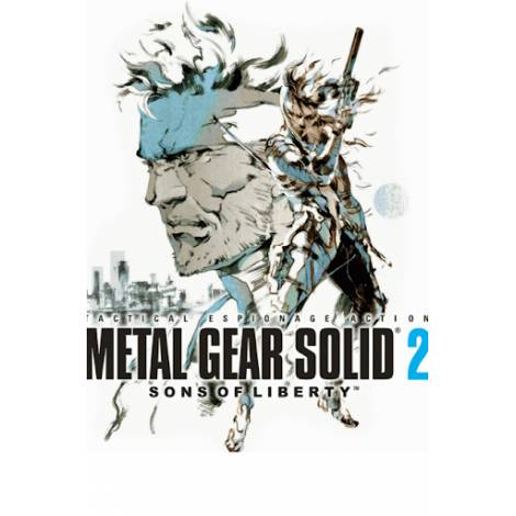 Metal Gear Solid 2 Sons Of Liberty (PC)  (CD Μονο)