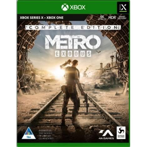 Metro: Exodus Complete Edition (Xbox ONE/Series X)