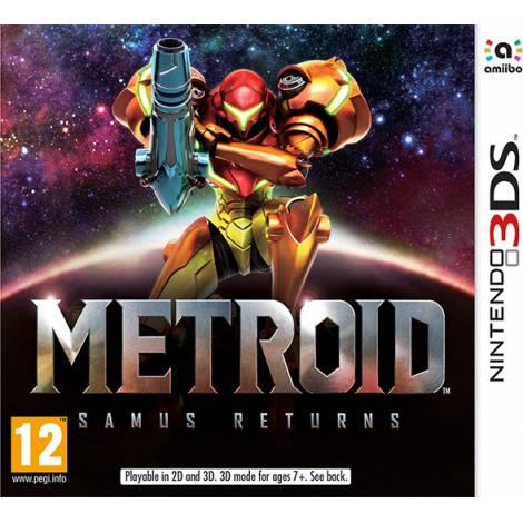 Metroid - Samus Returns (NINTENDO 3DS)