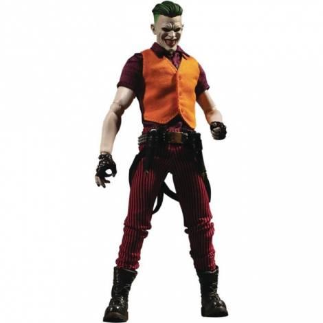 Mezco 1:12 The Joker Clown Prince of Crime Edition