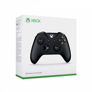 Microsoft Xbox One Wireless Controller Black (6CL-00002) (XBOX ONE)
