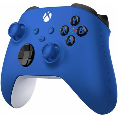 Microsoft XBOX Series X Controller - Shock Blue (XBOX SERIES X)