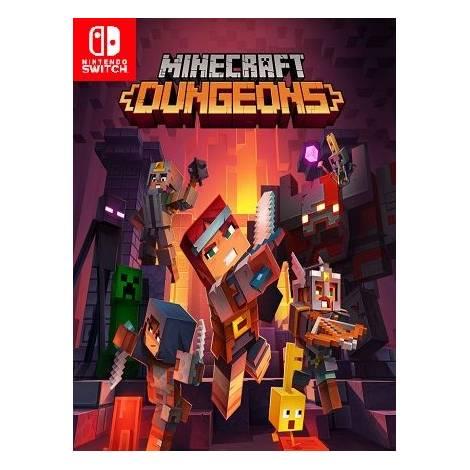 Minecraft : Dungeons - Hero Edition (NINTENDO SWITCH)
