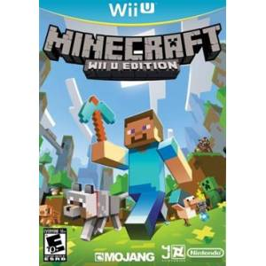 Minecraft (Includes Super Mario Mash-up) (Wii U)