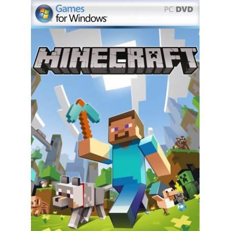 Minecraft μόνο - CD Key (Κωδικός μόνο) Και με οδηγίες εγκατάστασης (PC)