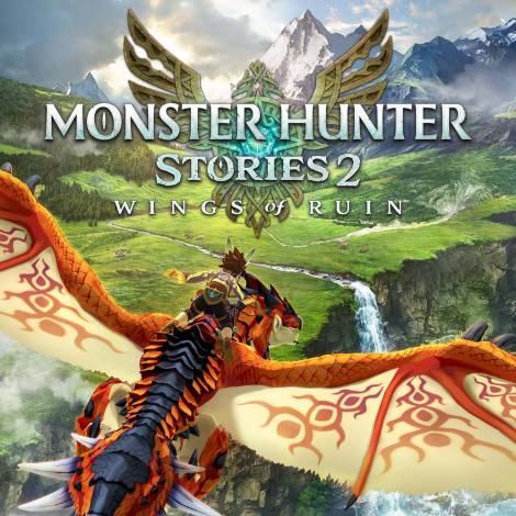 Monster Hunter Stories 2 : Wings Of Ruin (Nintendo Switch)