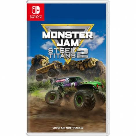 Monster Jam - Steel Titans 2  (Nintendo Switch)