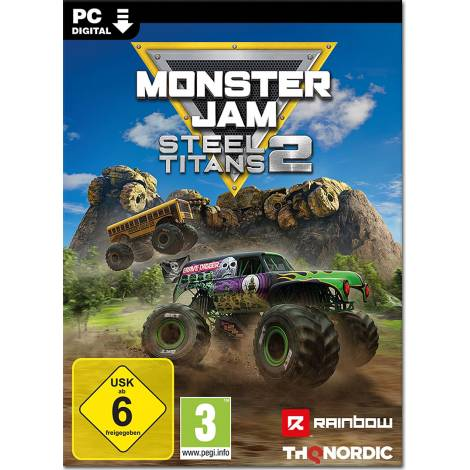 Monster Jam - Steel Titans 2  (PC)