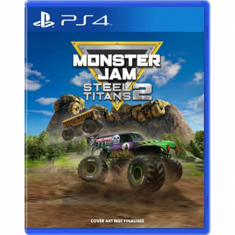 Monster Jam - Steel Titans 2  (PS4)