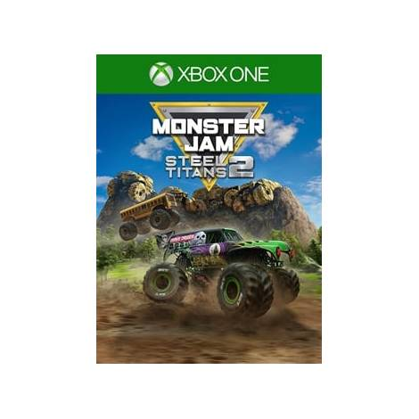 Monster Jam - Steel Titans 2  (Xbox One)