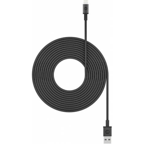 Mophie Charging Cable USB-A / Lightning  – 3 μέτρα black (409903216)