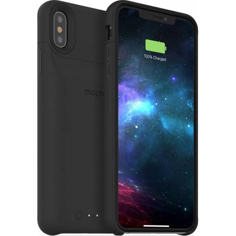 Mophie Juice Pack Access Battery Case for iPhone XS Max, Black (401002839)
