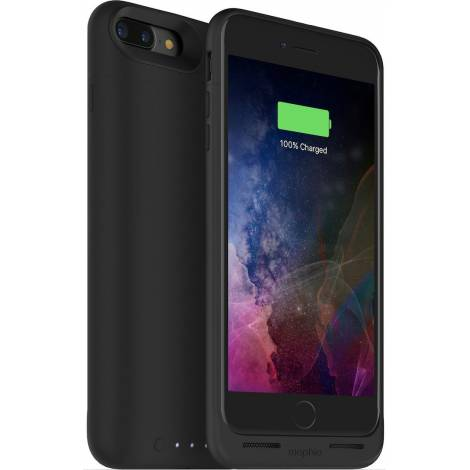 Mophie Juice Pack Air Battery Case for iPhone 8/7 Plus, Black (3972_JPA-IP7P-BLK-I)
