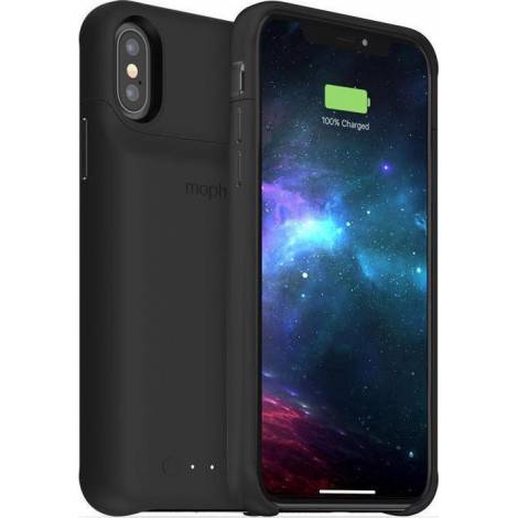 Mophie Juice Pack Back Cover Μαύρο (iPhone X / Xs) (401002831)