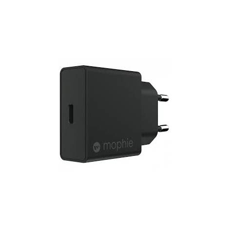 Mophie Wall adapter 18W -  μονός black (409903239)