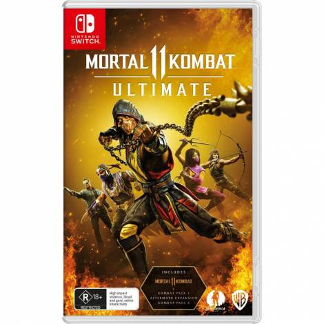 Mortal Kombat 11 Ultimate + Pre Order Bonus (Nintendo Switch)
