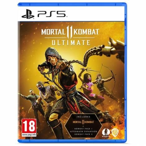 Mortal Kombat 11 Ultimate Limited Edition Steel Book + Pre Order Bonus (PS5)