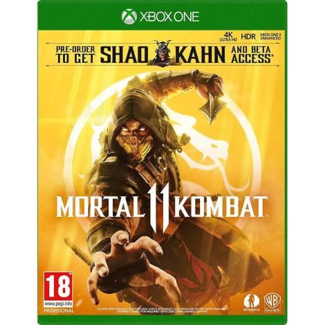 Mortal Kombat 11   (Xbox One) & Shao Kahn
