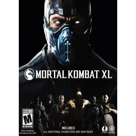 Mortal Kombat XL (Κωδικός Steam) (PC) (Code Only)