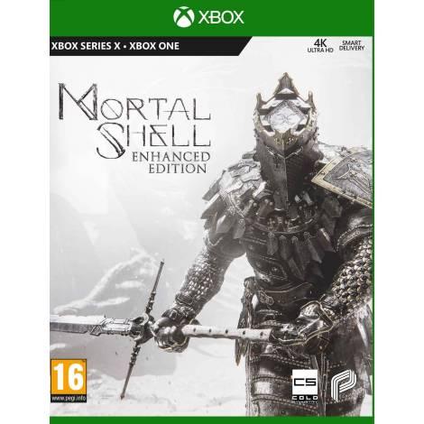 Mortal Shell Enhanced Edition Deluxe Set  (Xbox Series X)
