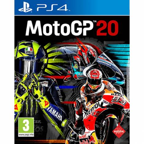 Moto Gp 20 The Videogame (Ps4)