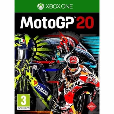 Moto Gp 20 The Videogame (Xbox One)