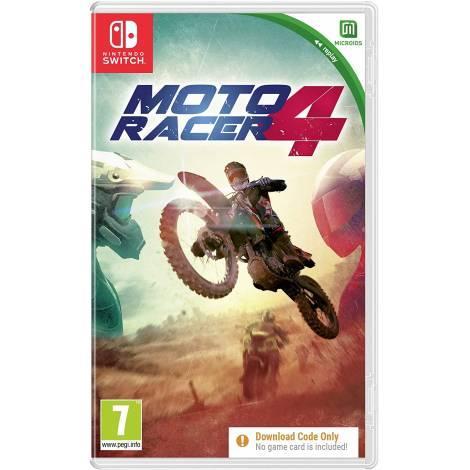 Moto Racer Replay (Code in a Box) (Nintendo Switch)
