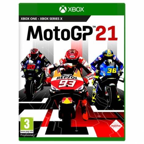 MotoGP 21 (XBOX ONE,XBOX SERIES X)