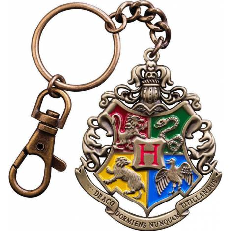 The Noble Collection - Harry Potter Hogwarts Keychain (NN7681)