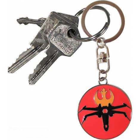 Μπρελόκ Abysse  Star Wars - X-Wing Metal Keychain