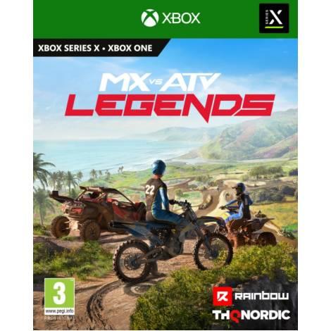 MX vs ATV Legends (Xbox One/Series X)