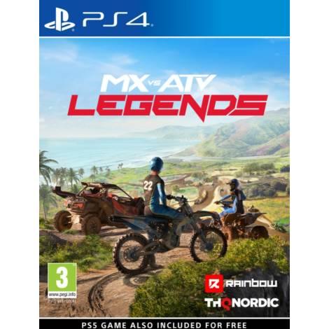 MX vs ATV Legends (PS4)