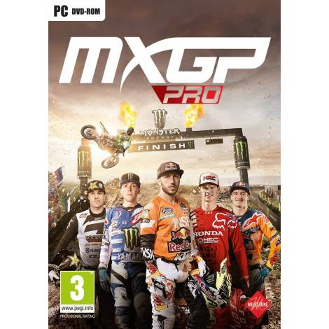 MXGP Pro The Official Motocross Videogame cdkey μονο (PC)