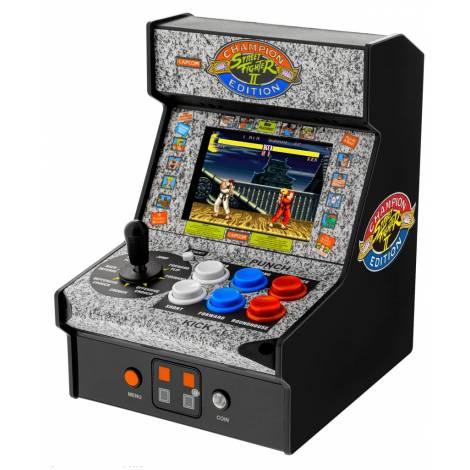 My Arcade - STREET FIGHTER II CHAMPION EDITION Micro Player