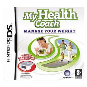 My Health Coach - Manage Your Weight (NINTENDO DS)