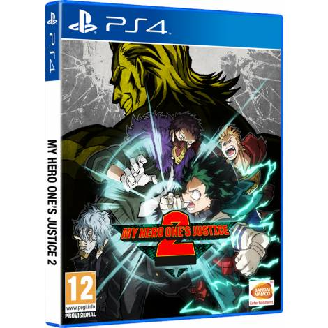 My Hero One's Justice 2 (Collector's Edition) (PS4)
