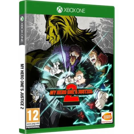 My Hero One's Justice 2 (Collector's Edition) (Xbox One)