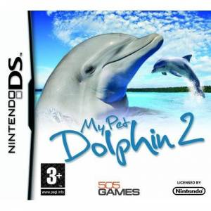 My Pet Dolphin 2 (NINTENDO DS)