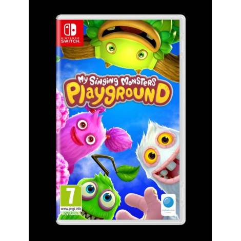 MY SINGING MONSTERS PLAYGROUND (Nintendo Switch)