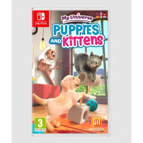 My Universe: Puppies and Kittens (Nintendo Switch)