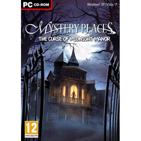 Mystery Places : Secret Of The Ghost Manor (PC)