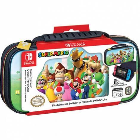 Nacon Official Switch Travel Case Mario Team